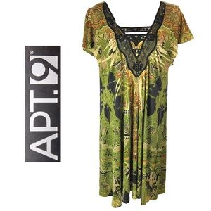 APT. 9 Sublimated Dress